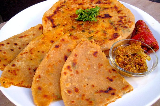 Traditional Rajasthani cuisine cooking classes & dinner with a fun local family