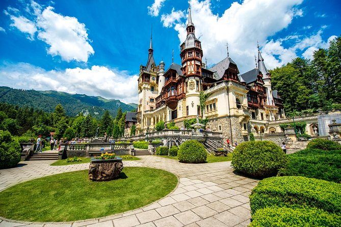 Day Trip to Sinaia from Bucharest