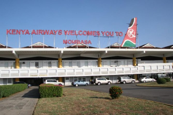 Mombasa Airport Return Transfers to and From Diani Beach Hotels