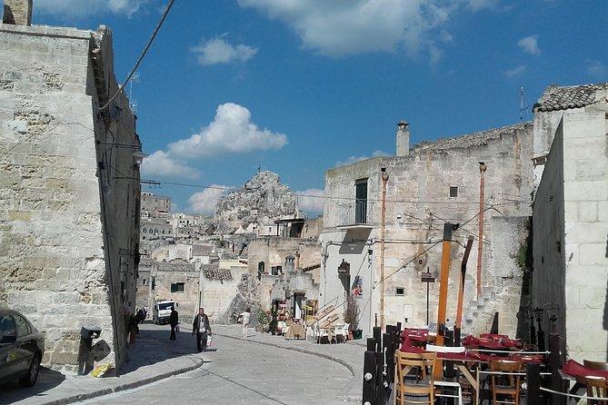 Day Tour of Bari, Alberobello, Matera