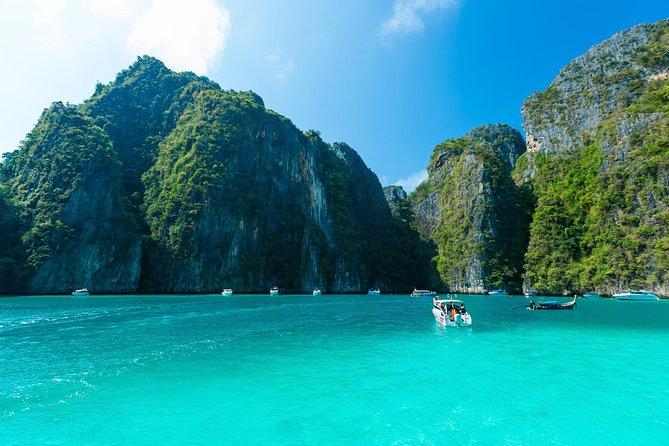 Excursion d'une journée à l'île Phi Phi