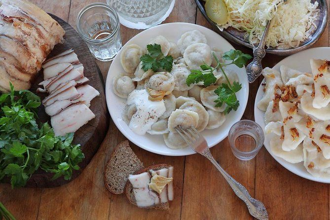 Private Cooking Class: Hands-on Siberian Pelmeni Making Workshop