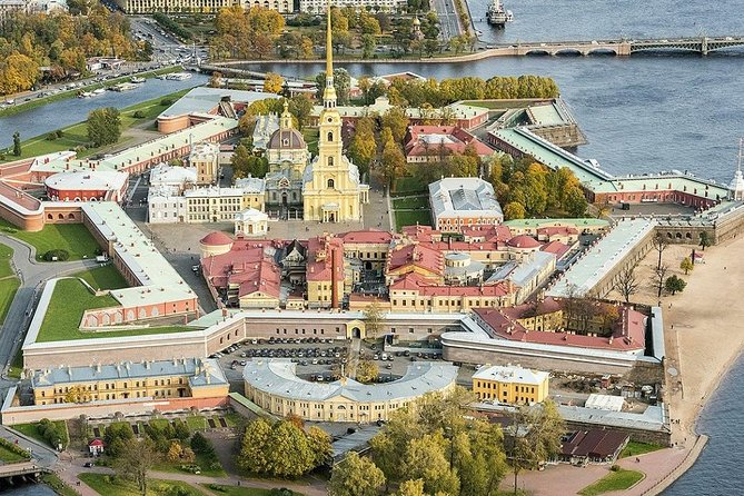Mysterious Saint-Petersburg Private Tour including The Peter & Paul Fortress