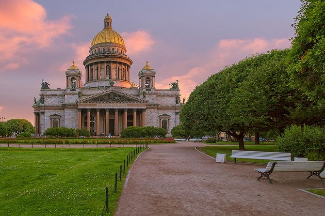 Amazing City of Peter the Great Private Tour including Usupov Palace