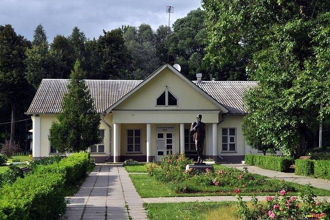 Russian Literature Private Tour. Anton Chekhov's House.