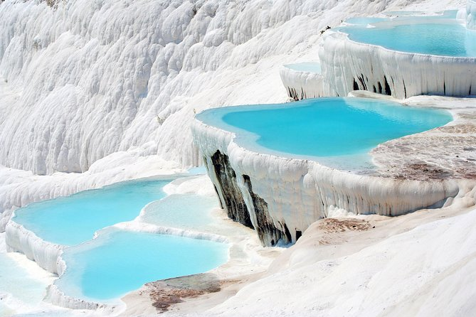 Full Day Pamukkale Tour