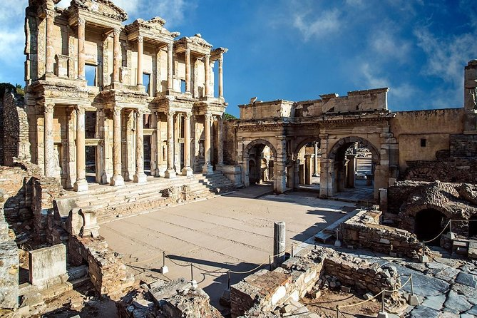 Full Day Ephesus Tour from Istanbul