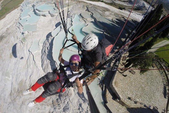 Pamukkale Daytime Paragliding
