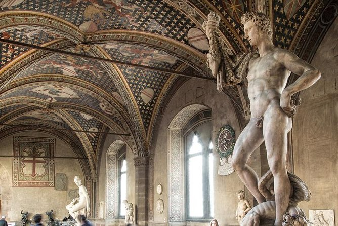 Private Tour: 2-Hour Guided Visit of Bargello Museum