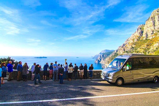 Experiência na Costa Amalfitana: Excursão para grupos pequenos saindo de Sorrento