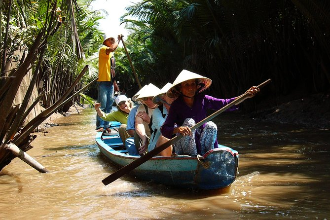 2-Days Cu Chi Tunnels-Mekong Delta with Airport Transfer Small Group Tour
