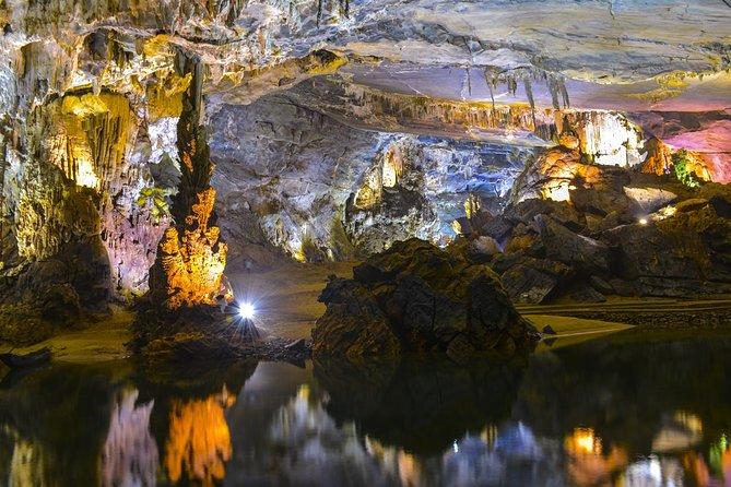 Full-day trip to Ke Bang park- Phong Nha cave from Hue