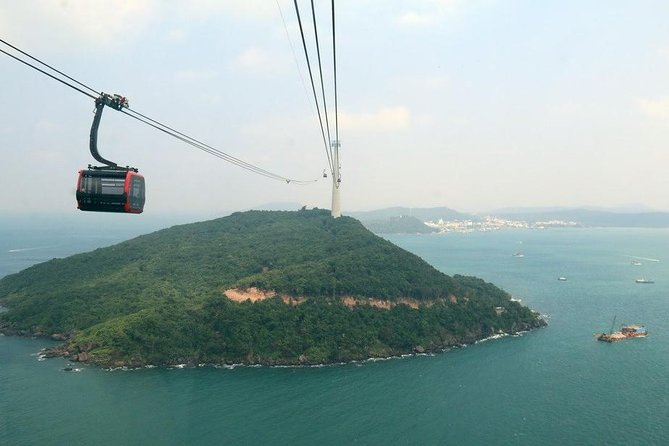 Phu Quoc full day with Cable Car & islands