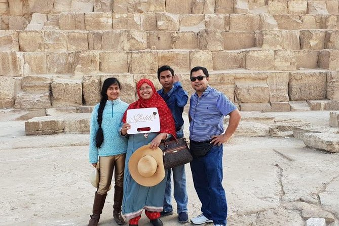 The Highlights of Cairo,2 Days tour(Lunch,Camel ride &Entrance fees are included