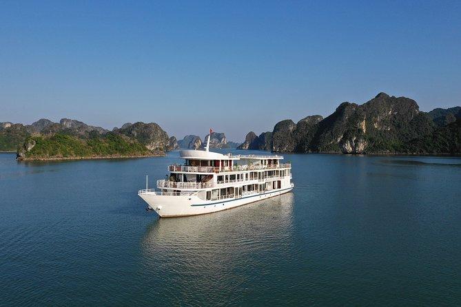 2 Days - Cruising from Halong Bay to Lan Ha Bay on Sapphire Cruise
