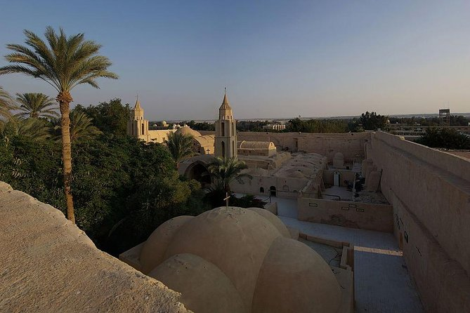 Private Day Trip to Wadi El Natrun and some Monasteries from Cairo