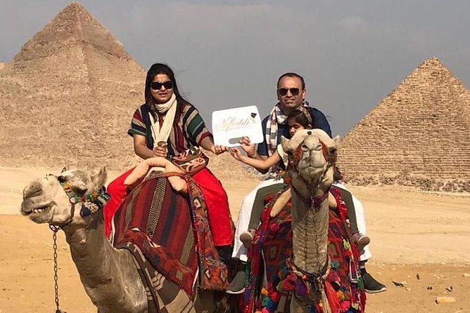 3 Days tour, Cairo & Alexandria ( all fees & Camel ride are included )