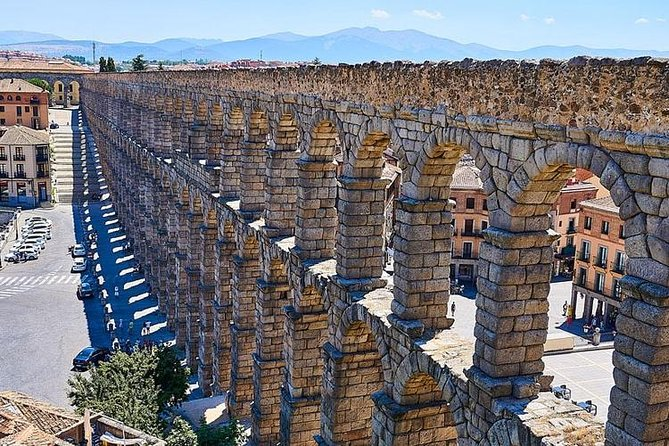 Hike And Visit Segovia
