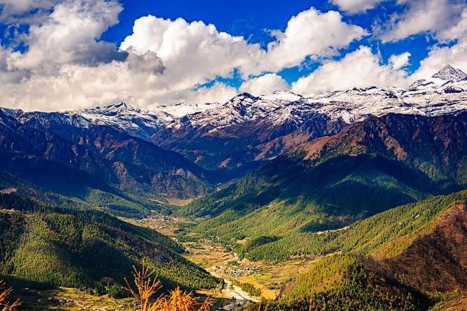 6 Nights Exclusive Bhutan Tour