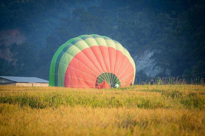 Hot Air Balloon Eagle-Eye Flight in Pokhara