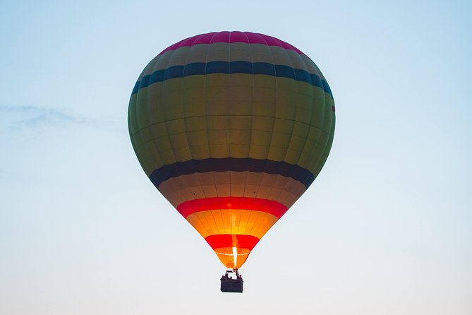 Hot Air Balloon Magical Voyage in Pokhara