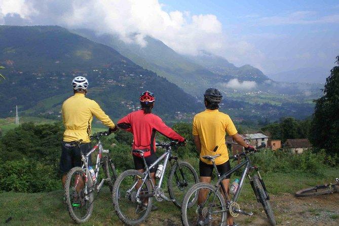 1 Day Moderate Biking ride in Kathmandu