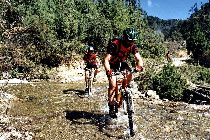 1 Day West Kathmandu Biking Tour