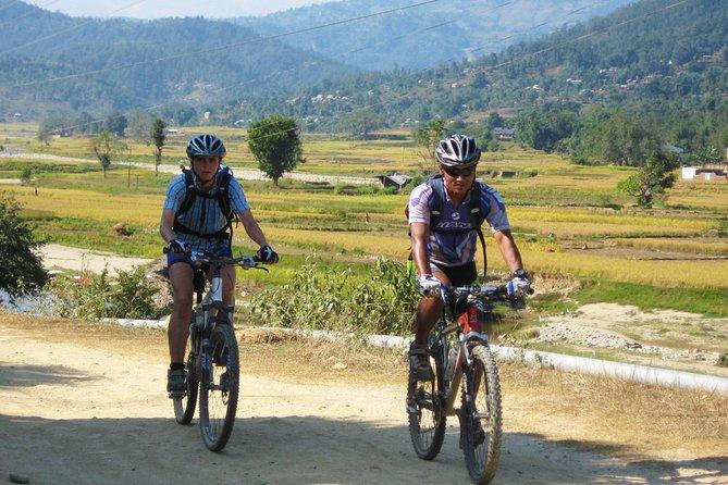 1 Day Adventurous Biking Around Kathmandu Valley