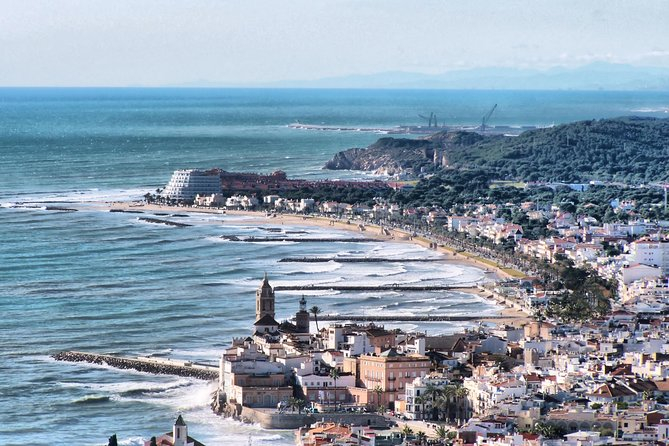 Private Departure Transfer from Sitges to Barcelona airport