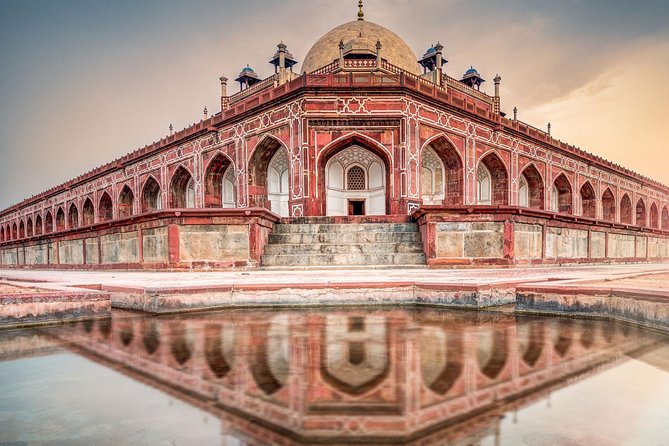 3-Day Private Golden Triangle Tour with all meals and entrances