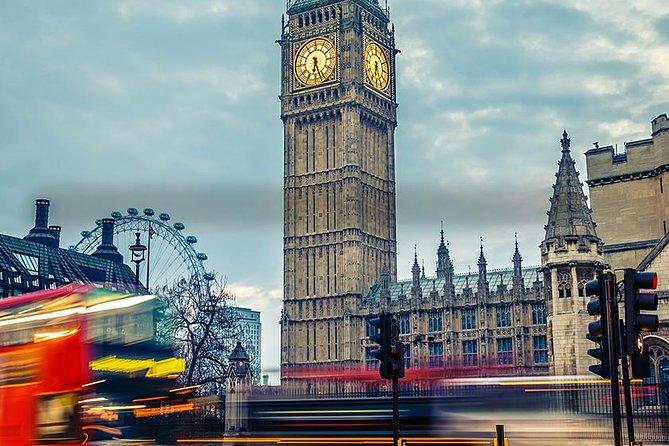 Reach London city stress-free