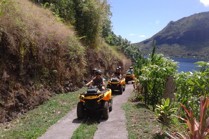 ATV MOOREA Rando Quad Tour