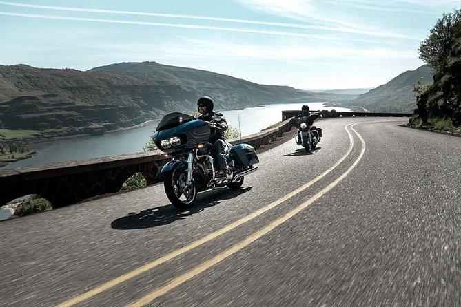 Rent a Harley Davidson in Split