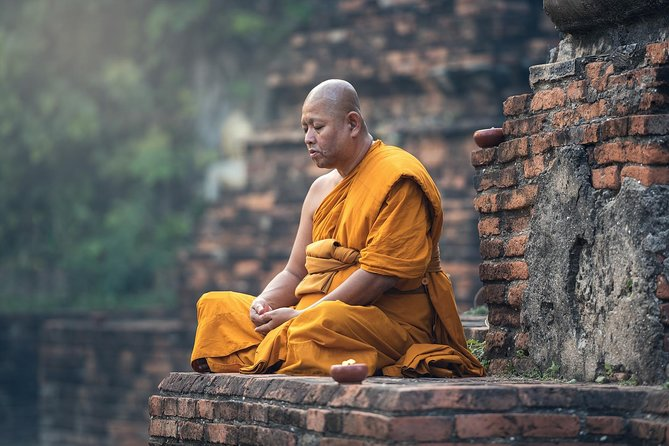 Buddhist Tour From The Birth To Death