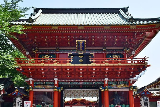 "Private Tour - A Spiritual Tour in Ochanomizu, Visiting ""Power Spots"""