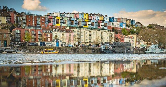 Reach Bristol city stress-free