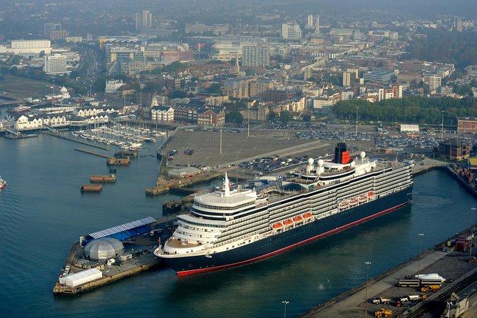 Reach Southampton port stress-free