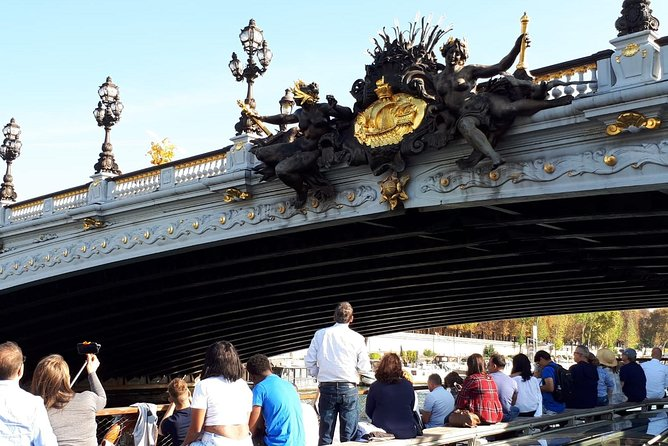 Full-Day Self-Guided Paris Tour from London by Eurostar with Seine River Cruise photo 11