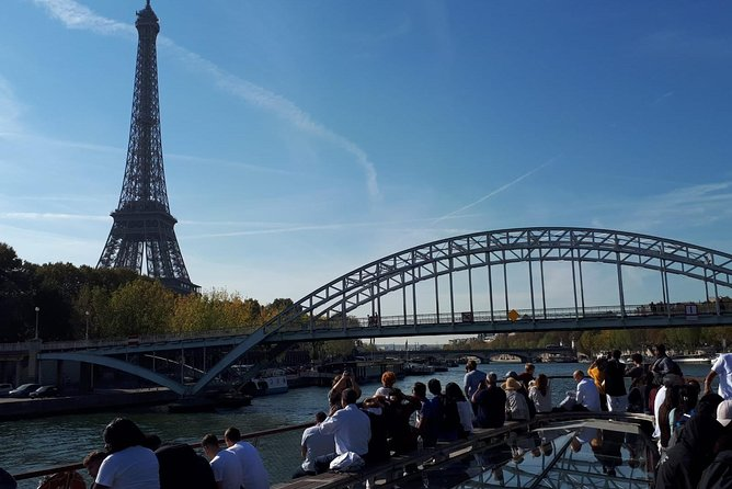 Full-Day Self-Guided Paris Tour from London by Eurostar with Seine River Cruise photo 4