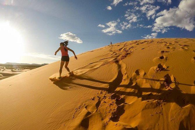 From Agadir Port : Desert Sahara Sand Dunes Trip in Agadir With Lunch