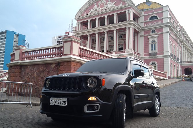 Manaus Private Transfer Service