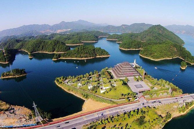 Private Transfer to Qiandao Lake from Hangzhou