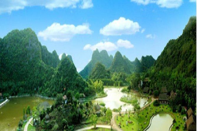 Hoa Lu - Thung Nham Group Tour 1 Day From Ha Noi City