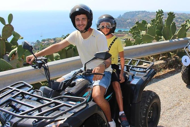 Tropea Quad Tour - adventure and nature