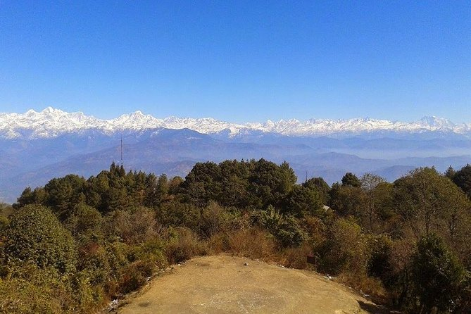 Nagarkot day hiking and Bhaktapur sightseeing