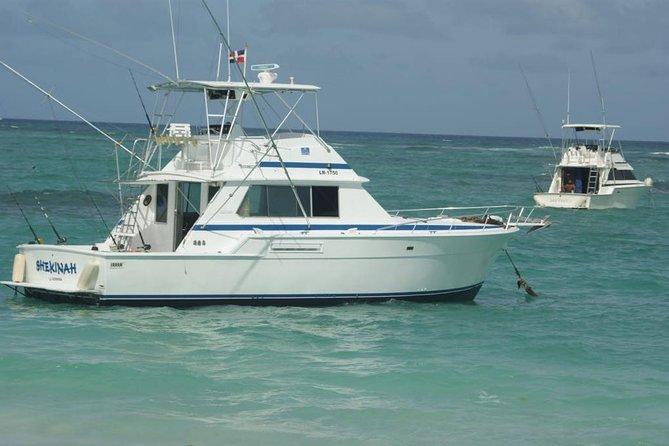 fishing shekinah boat 4 hours private charter