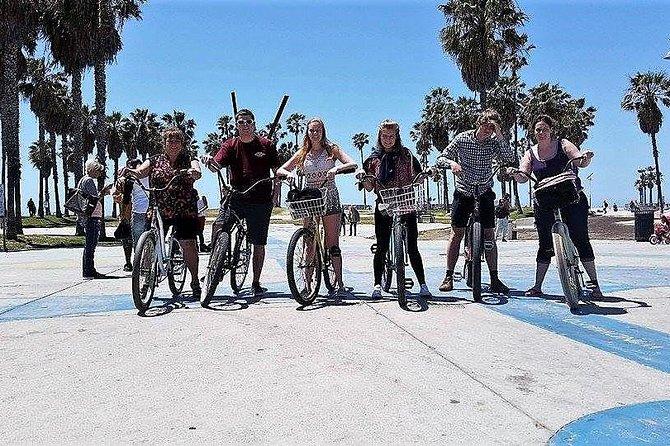 3 Hour Venice Beach Bike Tour