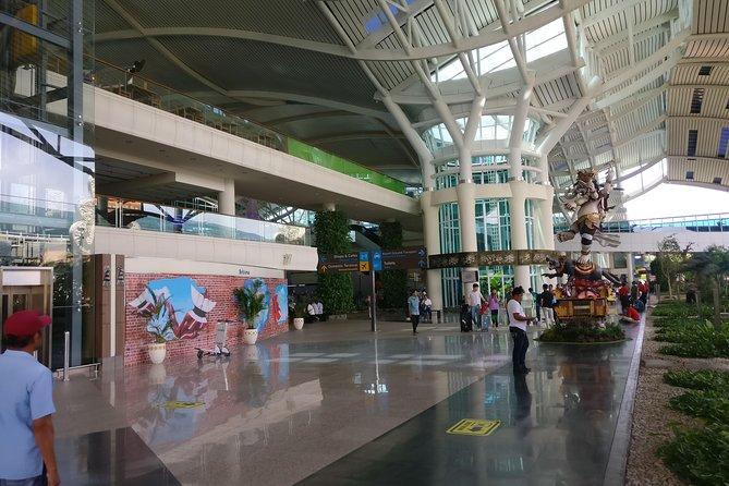 Pickup & Transfer Bali Airport