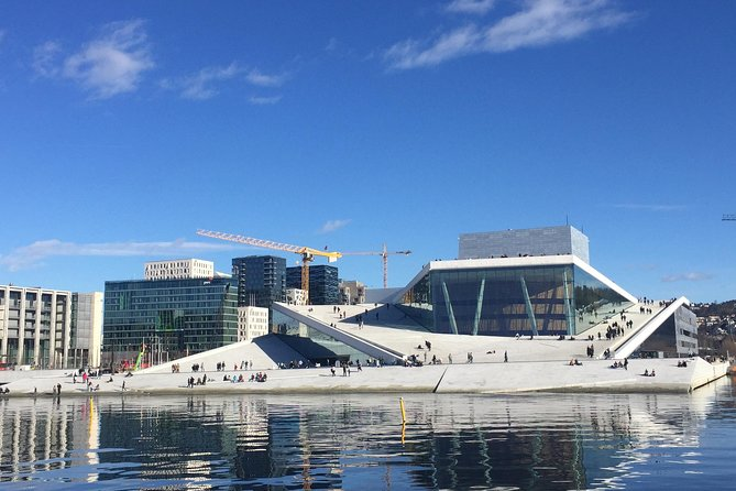 Oslo easy walk