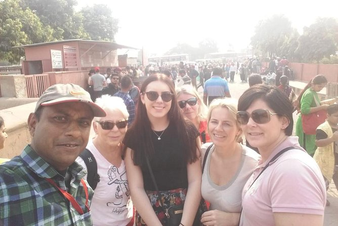 Day Trip to Agra from Delhi Including Taj Mahal and Agra Fort